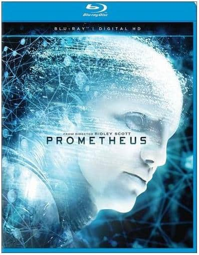Blu-ray + Digital HD: Prometheus, The Heat, Rise of the Planet of the Apes  $4 & More + Free Store Pickup