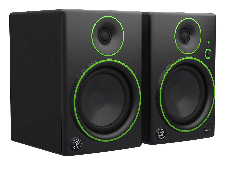 "Pair of Mackie CR5BT 5"" 50W Multimedia Monitor Speakers w/ Bluetooth $149.99 AR w/ free shipping"