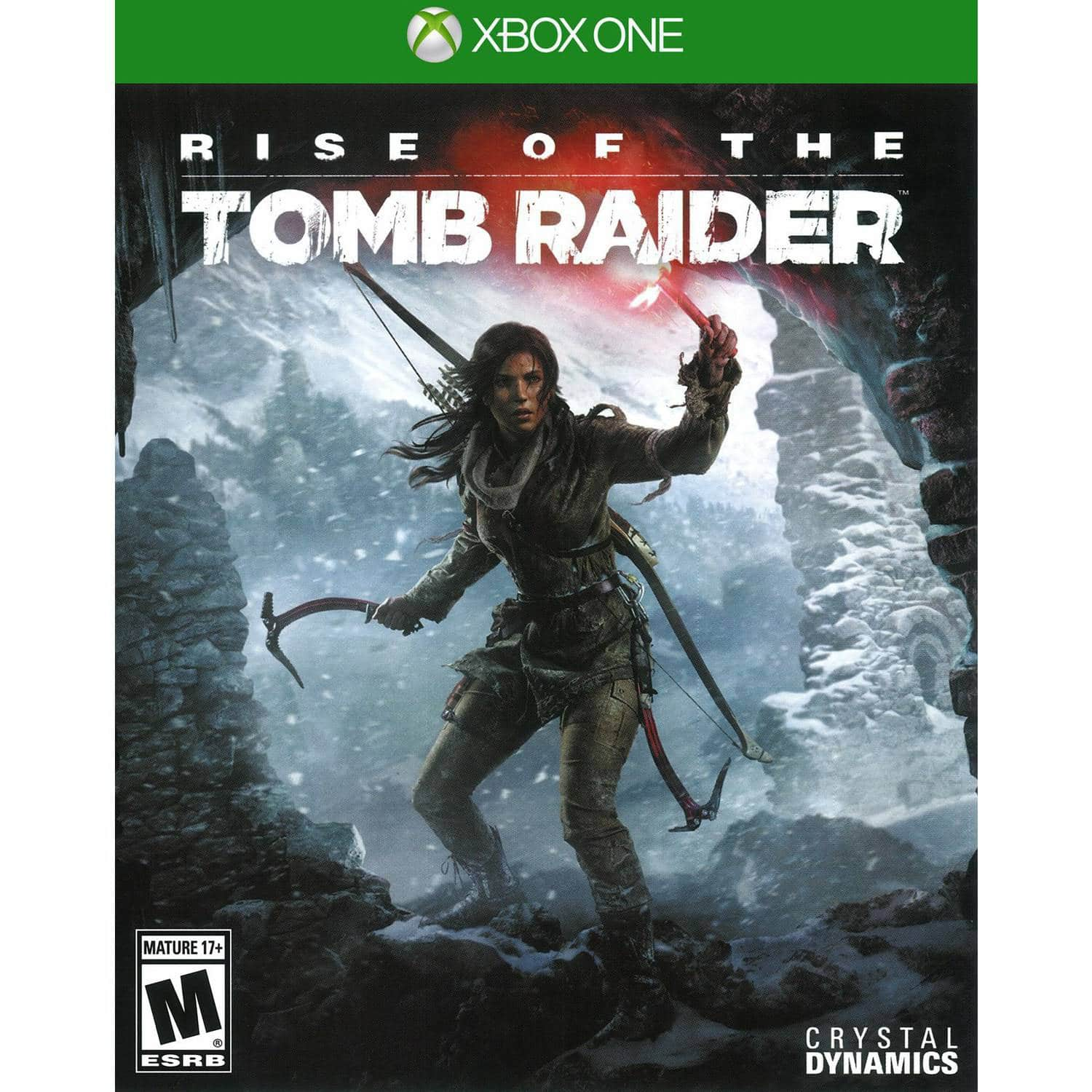 Rise of the Tomb Raider (Xbox One)  $20 + Free Store Pickup