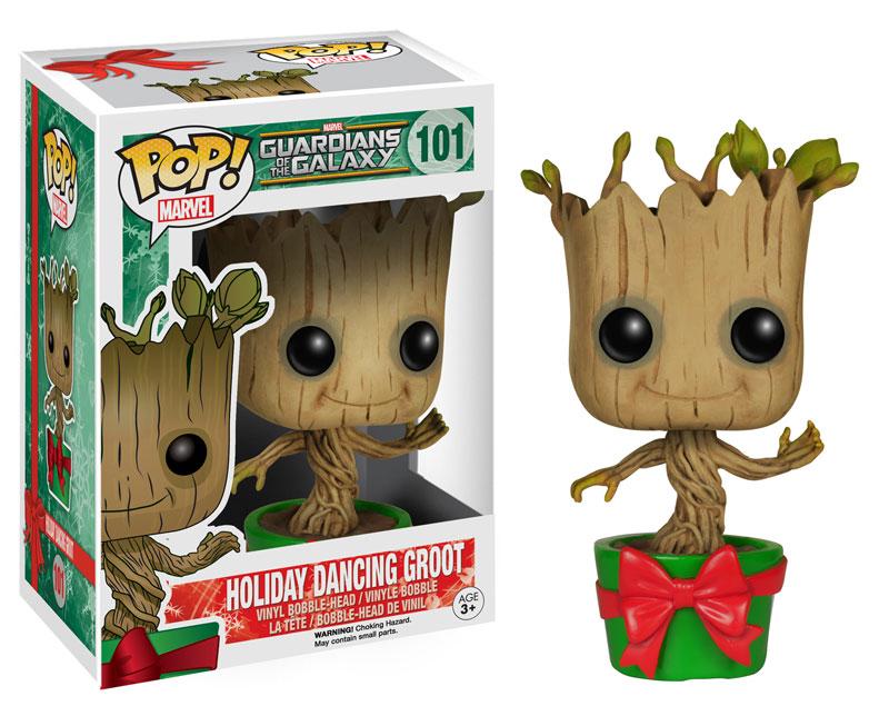 $5 Funko Pop! Vinyl Figures (various characters): Dancing Groot, Cyberman, Deadpool, Captain Phasma & Many More + Free In-Store Pickup via GameStop
