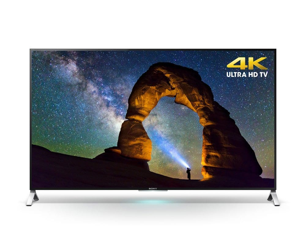 """55"""" Sony XBR-55X900C 4K UHD 3D Smart LED HDTV w/ HDR $799.98 (Open Box $719.99-$743.99 In Store) + Free Shipping / Free Store Pickup @ Best Buy"""