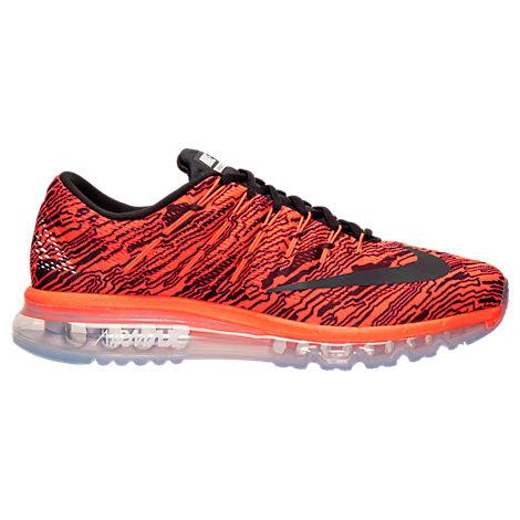 Nike Men's Air Max 2016 Print Running Shoes (Crimson)  $95 + Free Store Pickup