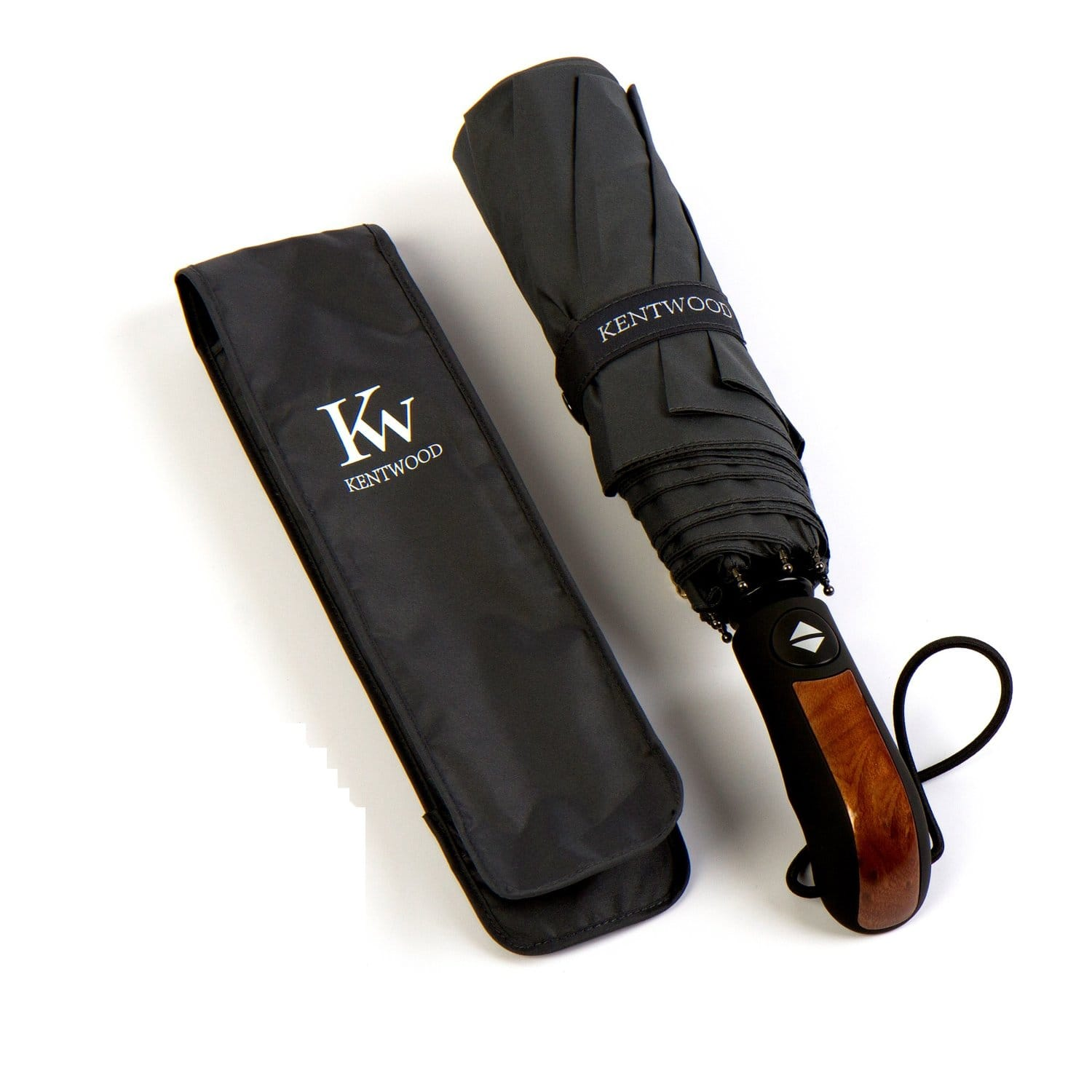 Kentwood Wind Proof Umbrella FREE+FS @ Amazon.com w/ Prime Account