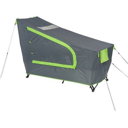 Ozark Trail Instant Tent Cot with Rainfly, $49 + Free In-Store Pickup at Walmart