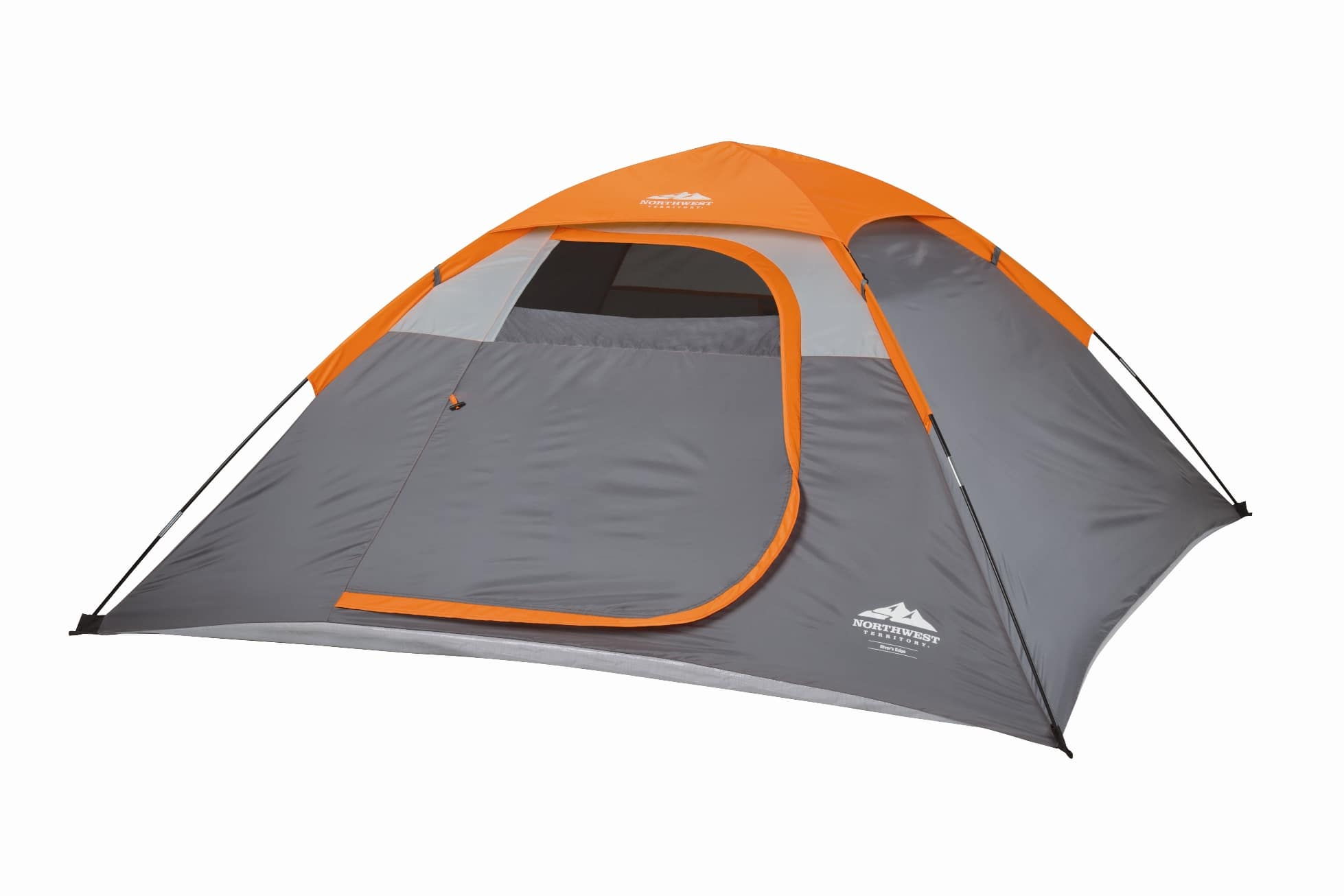Kmart : Northwest Territory River's Edge Dome Tent (7' x 7') - Orange for $16.99 plus $10 back in points with in-store pick-up