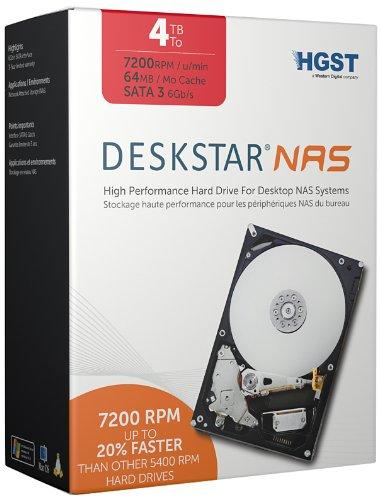 """8 TB WD My Book External USB 3.0 Desktop Hard Drive for $224.99 AC, 4 TB HGST Deskstar NAS 3.5"""" 7200 RPM SATA III Internal Desktop Hard Drive for $139.99 AC & More @ Newegg.com"""