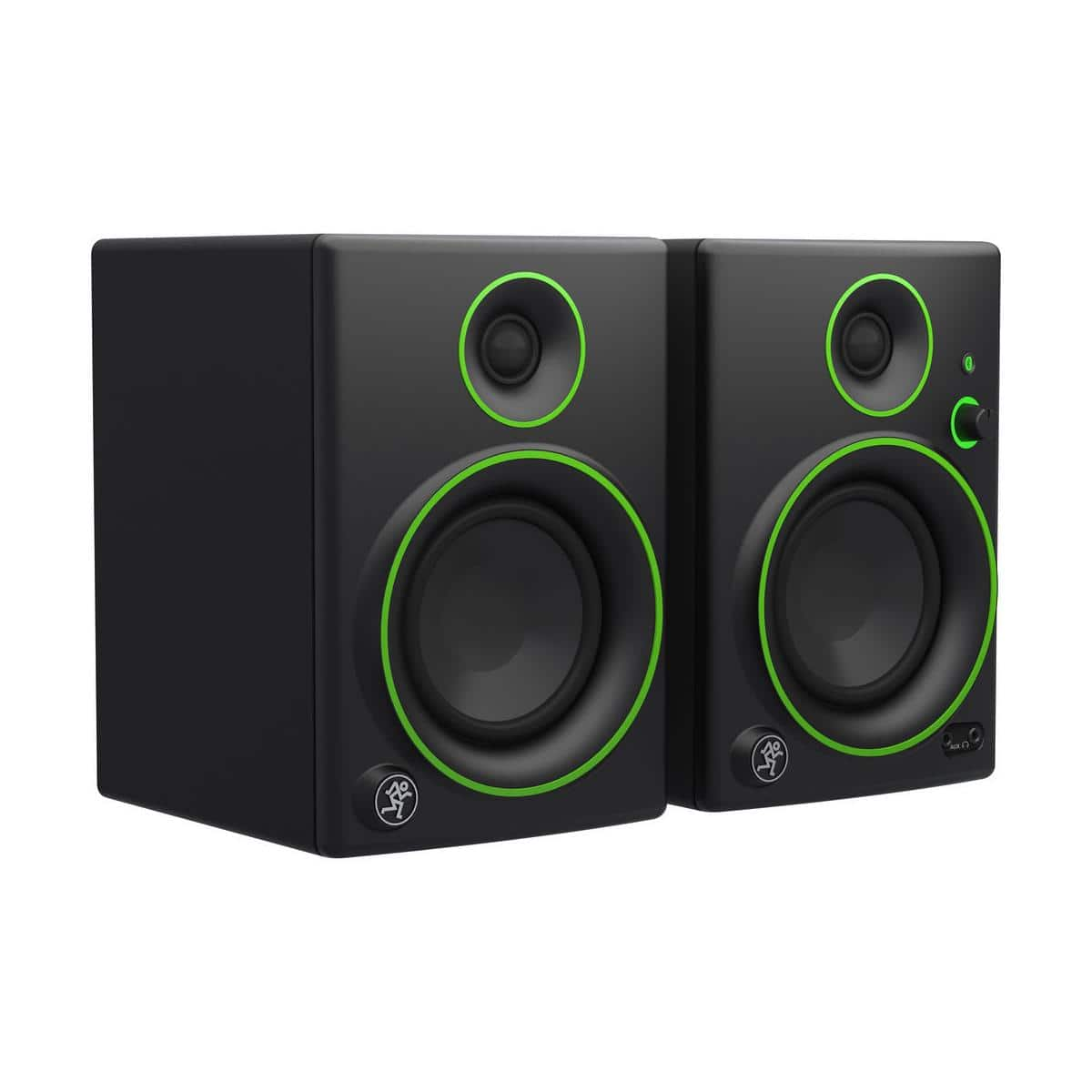 "Mackie CR4BT 4"" 50W Bluetooth Multimedia Monitor Speakers (Pair)  $125 after $30 Rebate + Free S&H"