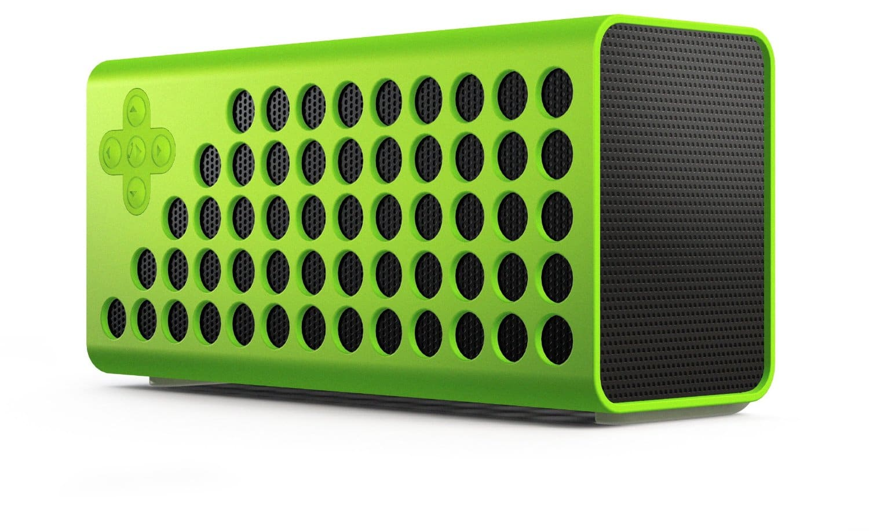 URGE Basics Cuatro Wireless Bluetooth 4.0 Speaker (green)  $10