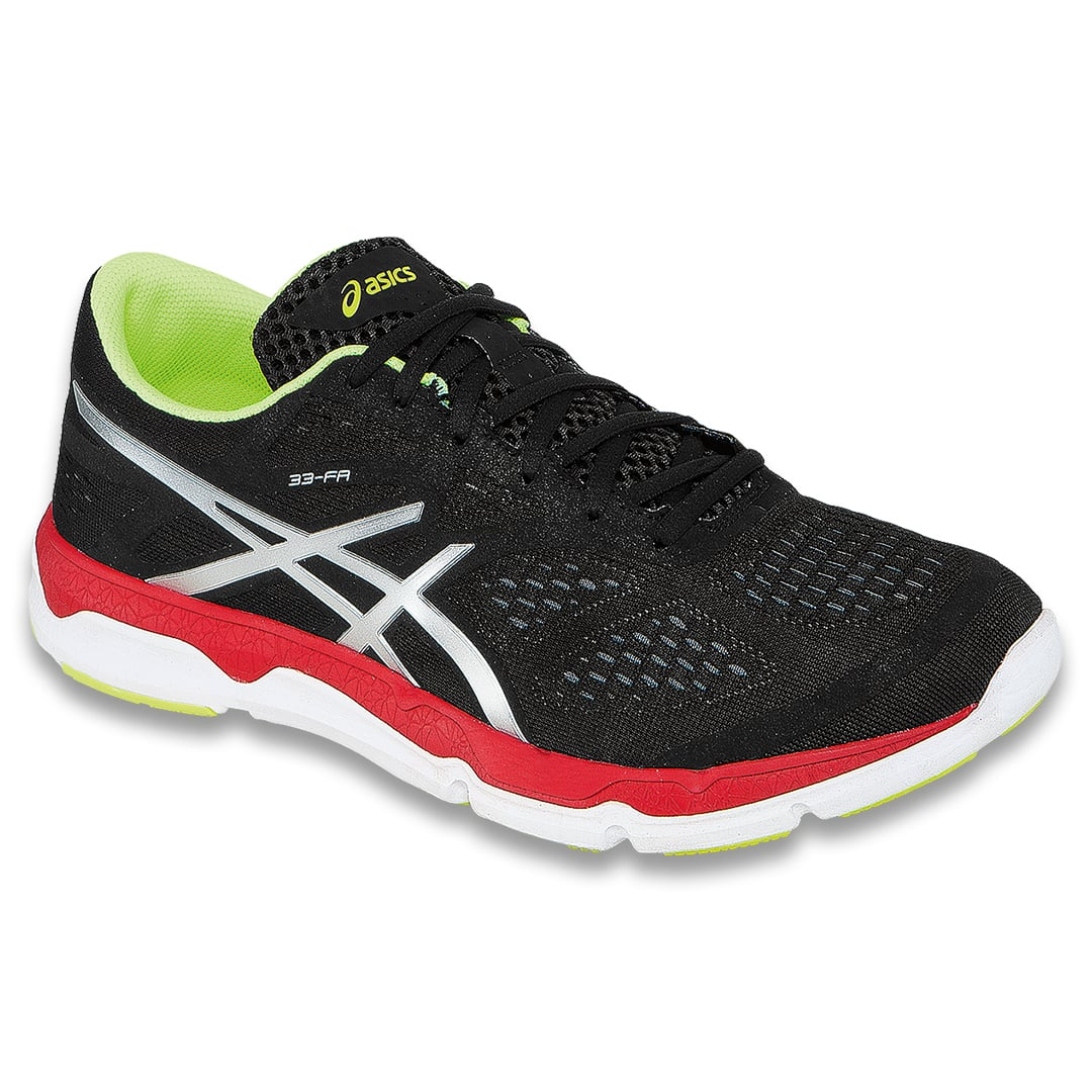 ASICS Men's 33-FA Running Shoes T533N (Black or Blue) $35 + Free Shipping