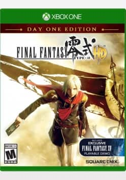 Xbox One Games: Final Fantasy Type-0 HD or NBA 2K15  Free after Rebate + S&H