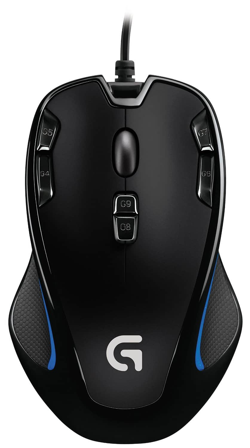 Logitech G300s Optical Gaming Mouse  $20 + Free Store Pickup