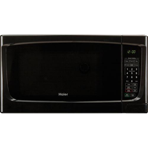 Haier HMC1640BEBB Countertop Microwave Oven $49.99 + Free Shipping