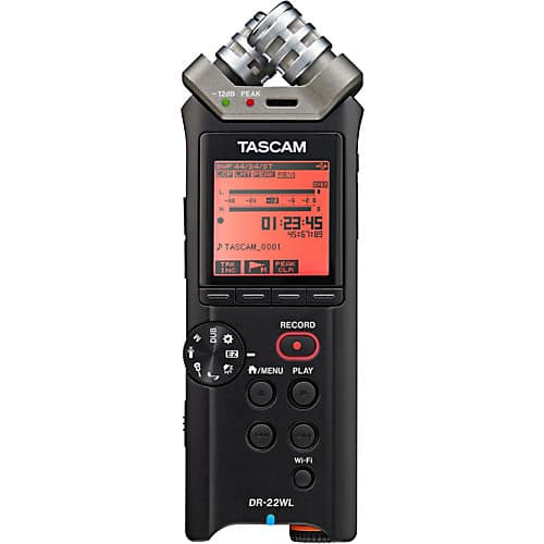 Tascam Audio Recorders: DR-05 $65, DP-006 $85 & DR-22WL $81 + free shipping