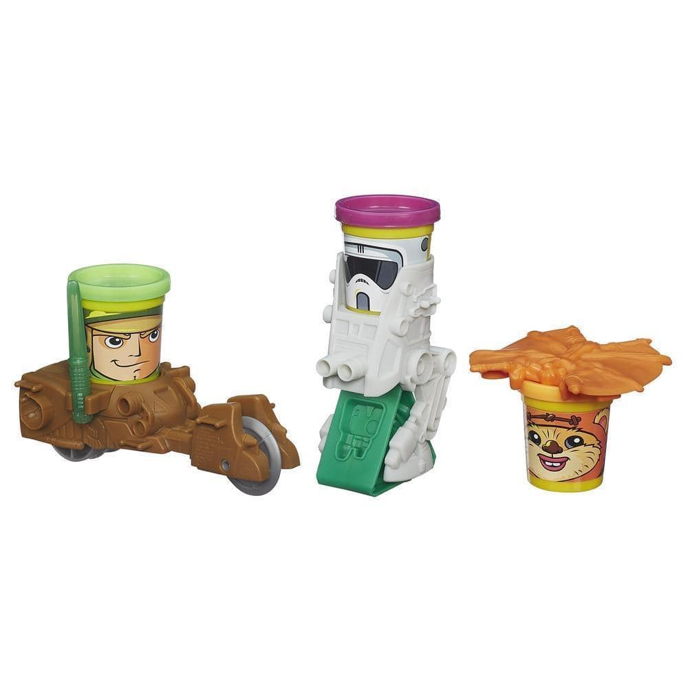 Hasbro Toy & Game Sale: 50% Off Playskool, Play-Doh, Nerf & More  from $2.40 + Free Shipping
