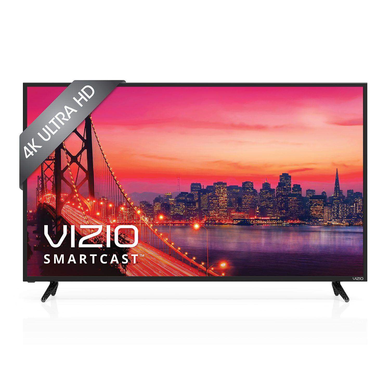 """55"""" Vizio E55U-D2 4K UHD SmartCast LED HDTV  $473 or Less + Free S&H"""