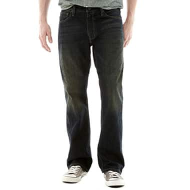 Men's St. John's Bay Jeans (various styles)  3 for $40 + Free Ship to Store