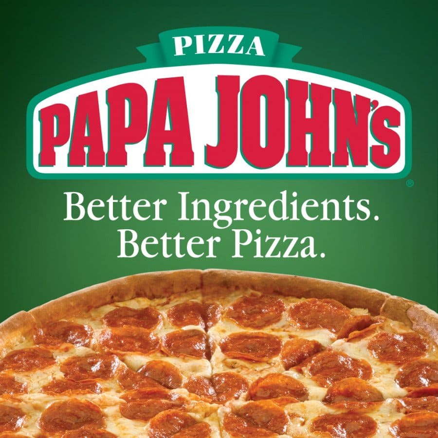 Papa John's: 2x Large 3-Topping Pizzas  $10