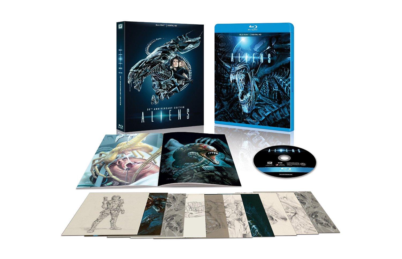 Aliens 30th Anniversary Edition Pre-Order (Blu-ray + Digital HD)  $10 + Free Shipping