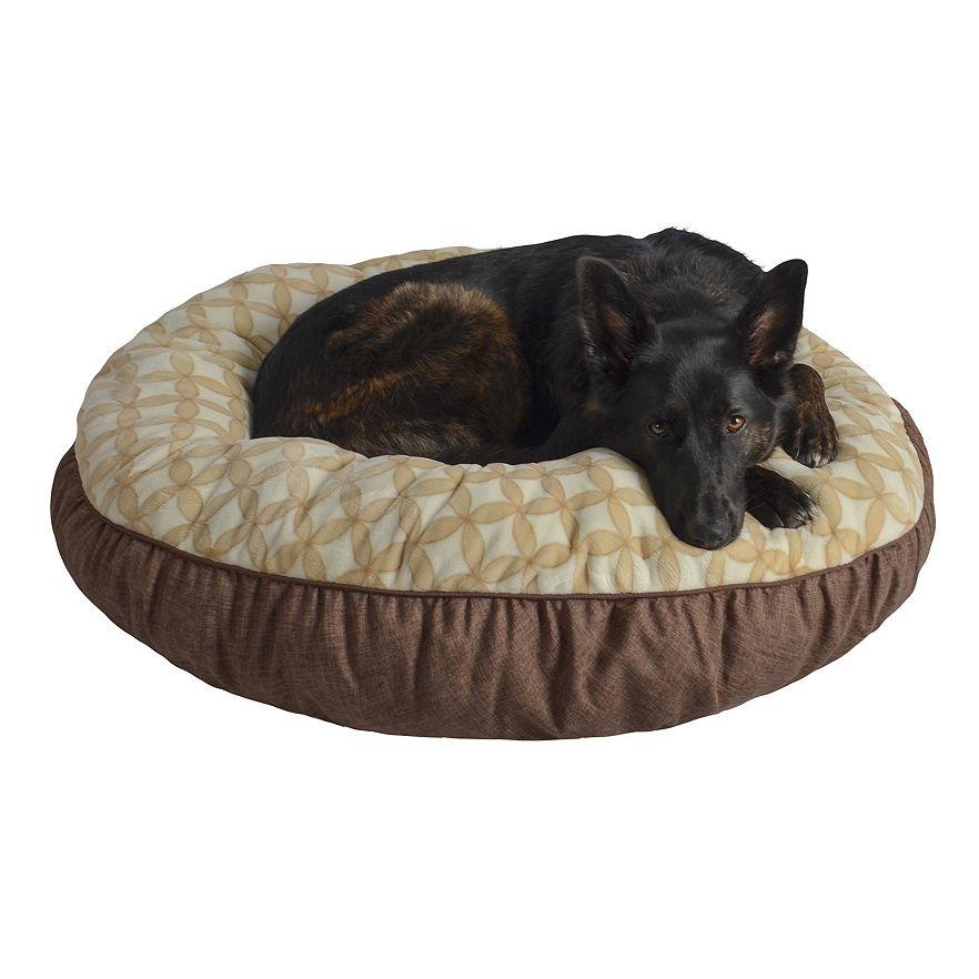 """Kohls.com Cardholders 35"""" Flannel Pet Bed $11.89 Shipped (orig $69.99)"""