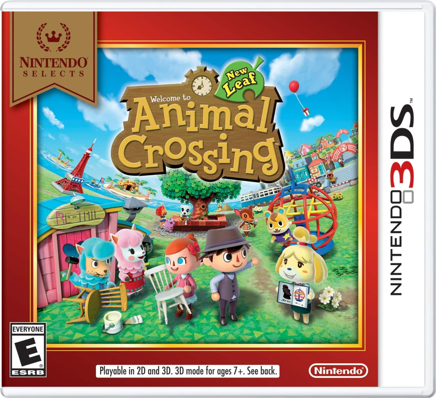 Wii U & 3DS Nintendo Selects - $16 with Free Shipping with Prime - Amazon Prime members only