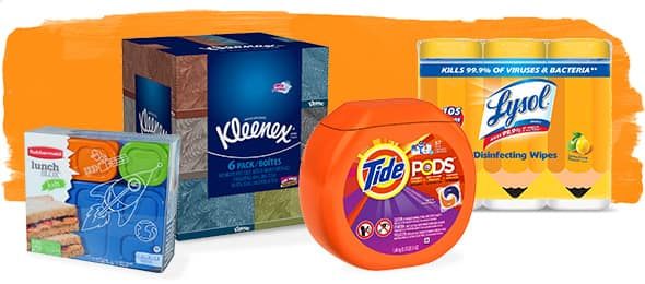 Target Coupon: Select Household Brands $15 Off $50 + Free Shipping