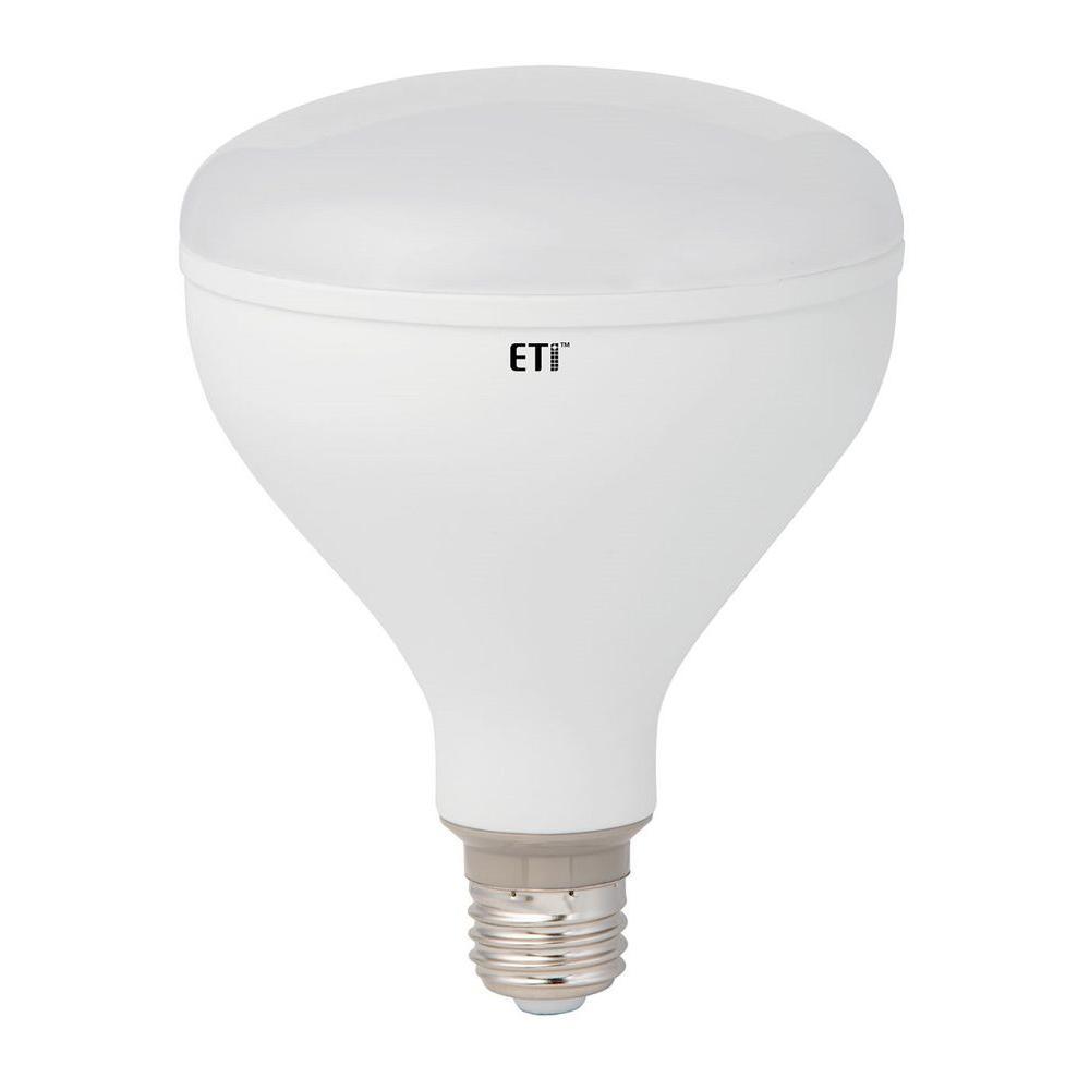 12-Pack Soft White BR40 LED Bulb (90W Equivalent) $32 @ Home Depot