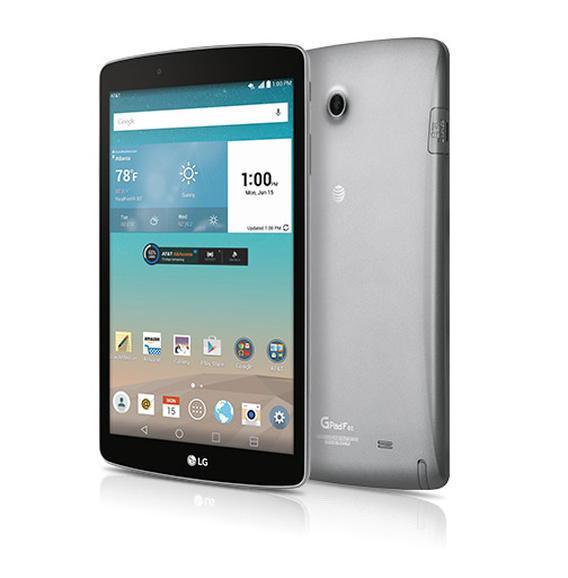 "16GB LG G Pad F V495 8"" AT&T GSM Unlocked WiFi Tablet (Open Box)  $85 + Free Shipping"