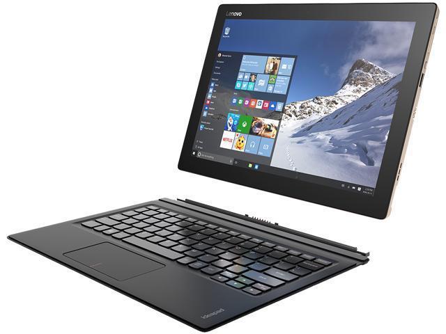 "Lenovo IdeaPad Miix 700 12"" Tablet w/ Keyboard: m7-6Y75, 8GB DDR3, 256GB SSD  $664 (w/ VISA Checkout) + Free S&H"