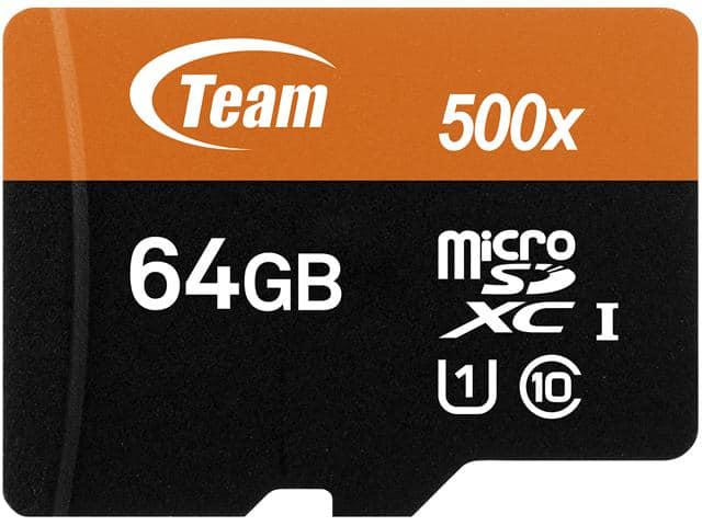 64 GB Samsung Bar Metal USB 3.0 Flash Drive for $14.99 AC, 64 GB Team Class 10 UHS-1 microSDXC Flash Card with Adapter for $13.99 AC + S&H & More @ Newegg.com