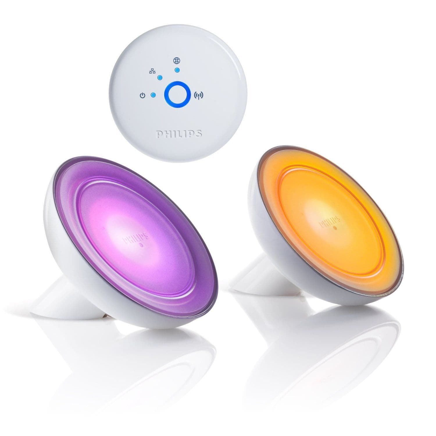 Philips  Friends of Hue Personal Wireless Lighting Bloom Starter Pack $85 AC + Free Shipping (eBay Daily Deal) *Lower Price*