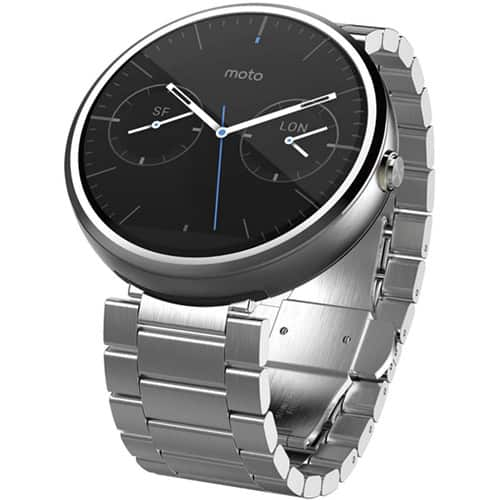 Moto 360 1st Gen Stainless Steel Band $79.99