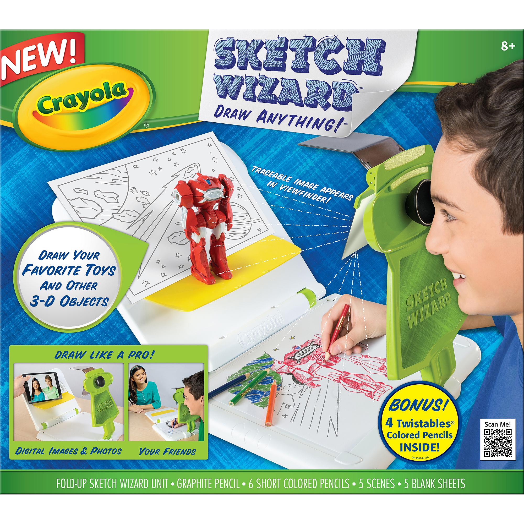 Crayola Sketch Wizard $6 + Free Store Pickup Walmart.com