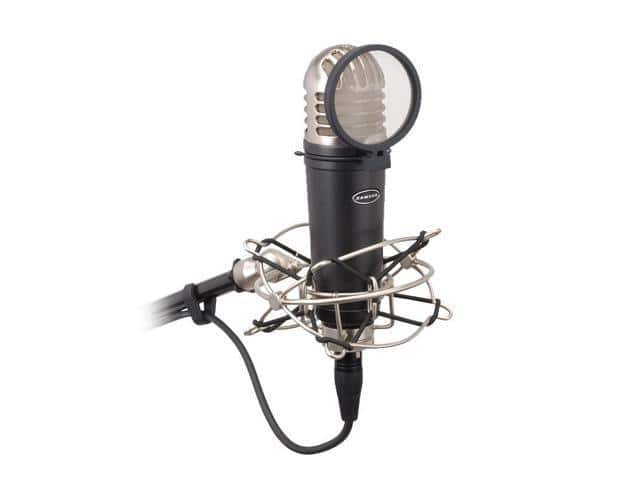 Samson MTR101A Studio Recording Kit with Shockmount & Pop Filter $49.99 + FS from NeweggFlash