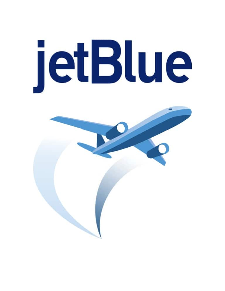 Jetblue 20% off Domestic and 15% International Base Airfare