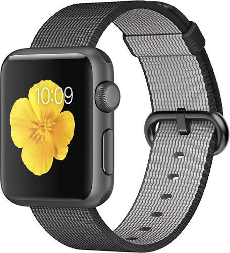 Apple Watch Sport 38mm Smartwatch (Space Gray, Open Box)  $181 + Free Store Pickup