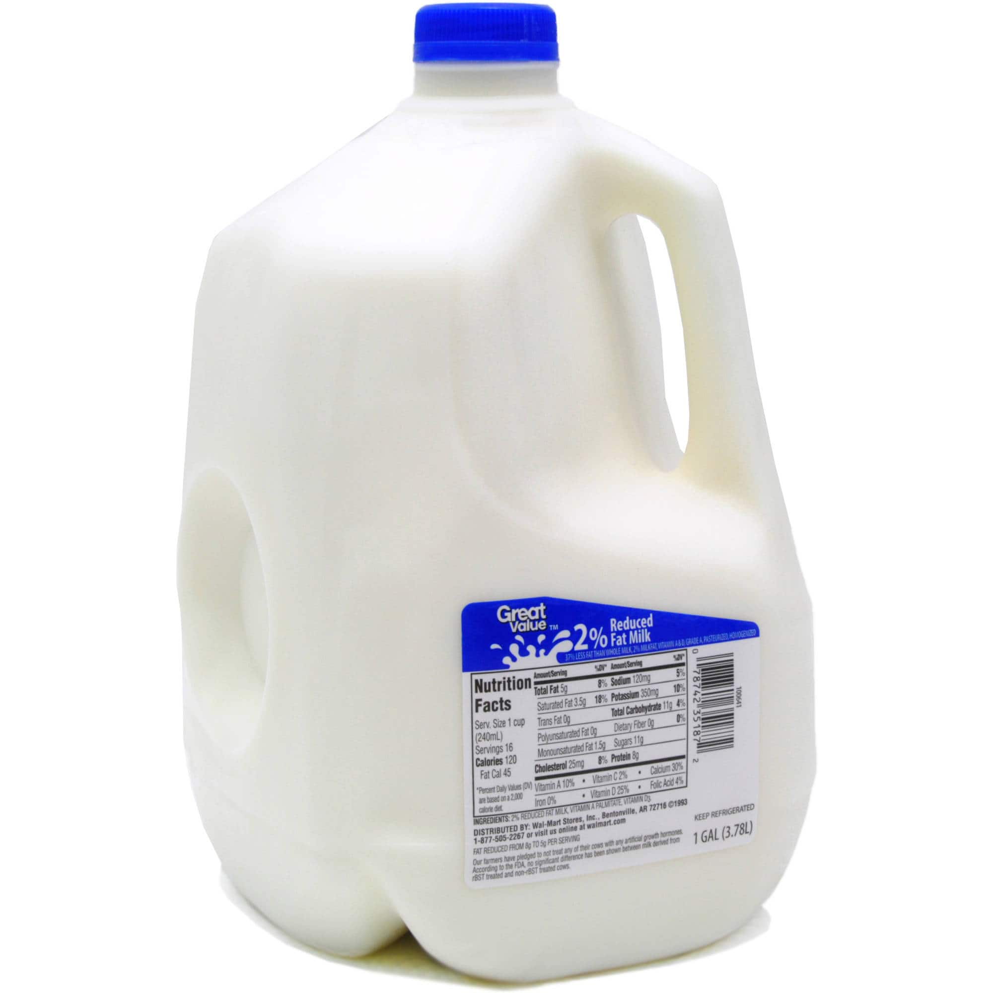Coupon for 1.00 off ANY Gallon White Milk