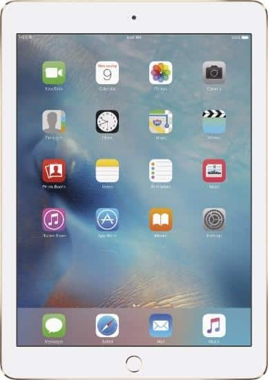 Apple iPad Air 2 WiFi Tablet: 64GB $400, 16GB  $300 & More + Free S&H