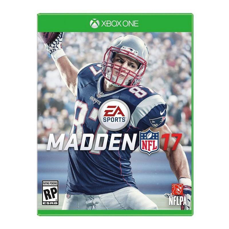 Madden 17 + 7 Ultimate Team Packs (Xbox One Digital Download) $46.75 or Less
