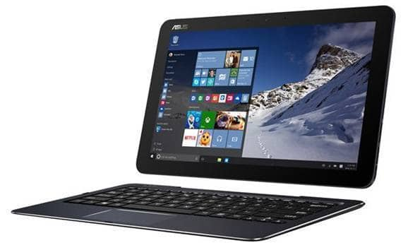 ASUS T300CHI 12.5 Touch Transformer 2-in-1 Intel M5Y10 4GB 128GB Windows 10 $355 + Free Shipping (eBay Daily Deal)