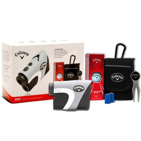 Callaway 300 Golf Laser Rangerfinder w/ Accessories  $170 + Free Shipping