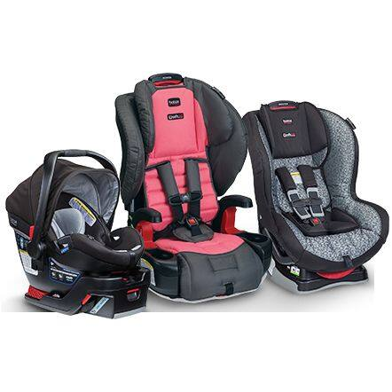 Today only: 20% or more off select Britax car seats from $115.2 @Amazon +FS
