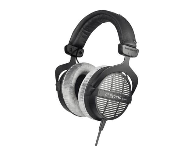 Beyerdynamic DT 990 Pro 250Ohm Open Headphones (Black)  $109 + Free S/H