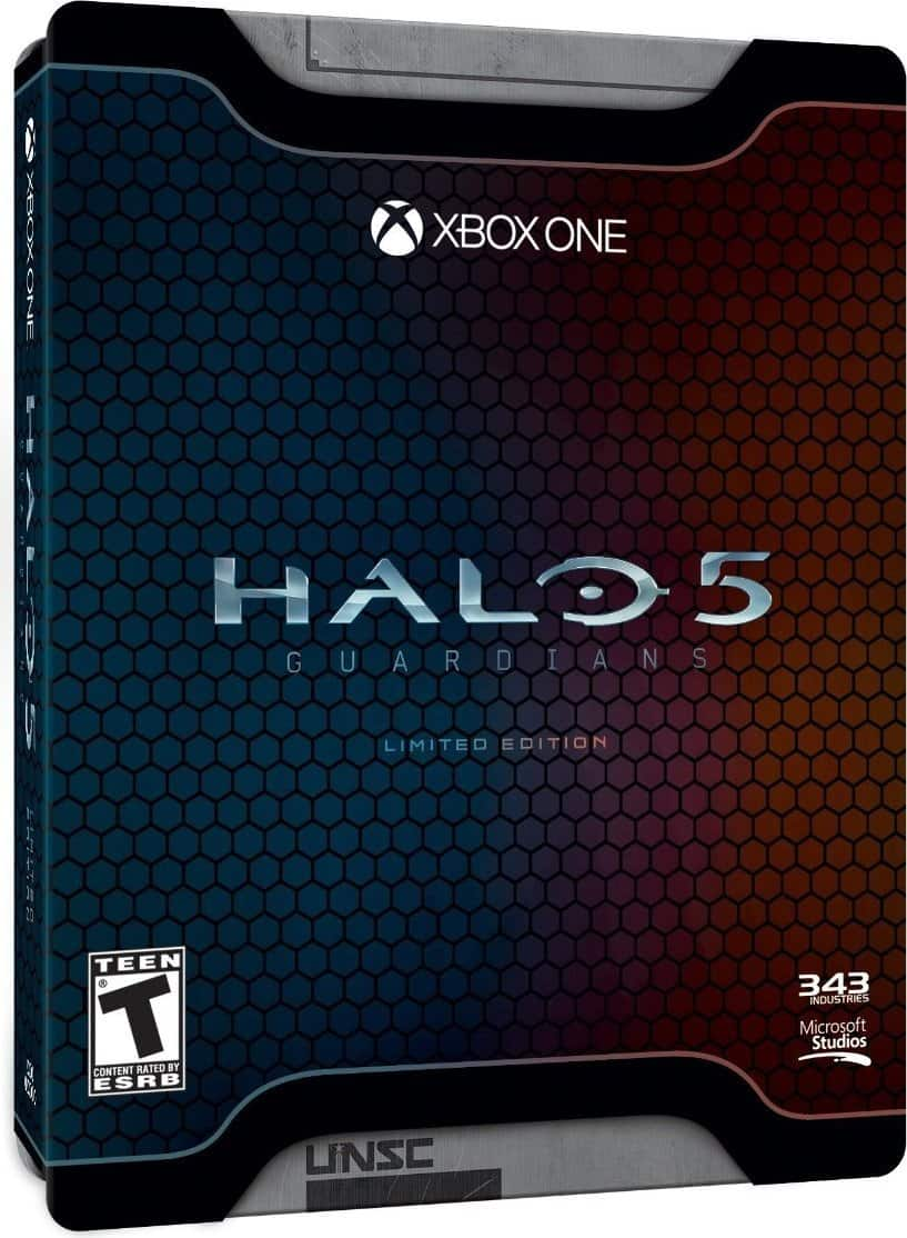 Halo 5: Guardians Limited Edition (Xbox One)  $25