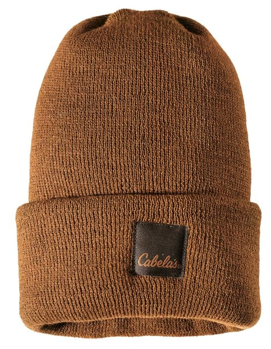 Cabela's Men's Beanie Light Brown $3.88
