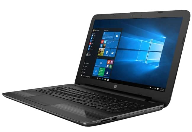 "HP 250 G5 15.6"" 768P, i3-5005U, 4GB Ram, 128GB SSD, DVD-RW, WiFi AC, Gigabit Lan, Win10 Home @ $300 with F/S"