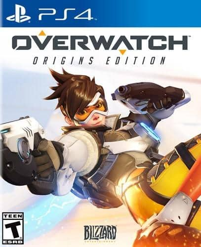 GCU Members: Overwatch - Origins Edition (PS4, Xbox One or PC) $39.99 + Free Shipping @ Best Buy *9/11-9/17*