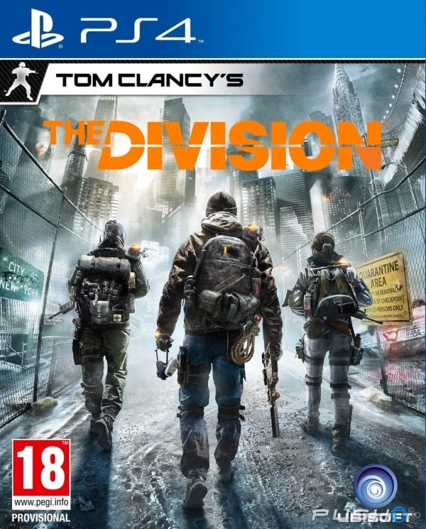 Used Game Sale: Tom Clancy's The Division (PS4 or Xbox One)  $20 & More + Free S&H
