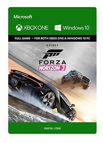 Preorder Forza Horizon 3 Digital for $59, get $10 bonus + GT350R bonus car and own it on both Xbox One and PC (Xbox Play Anywhere game)