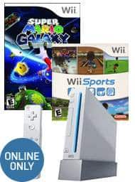 Nintendo Wii Blast from the Past Bundle Deal $49.99