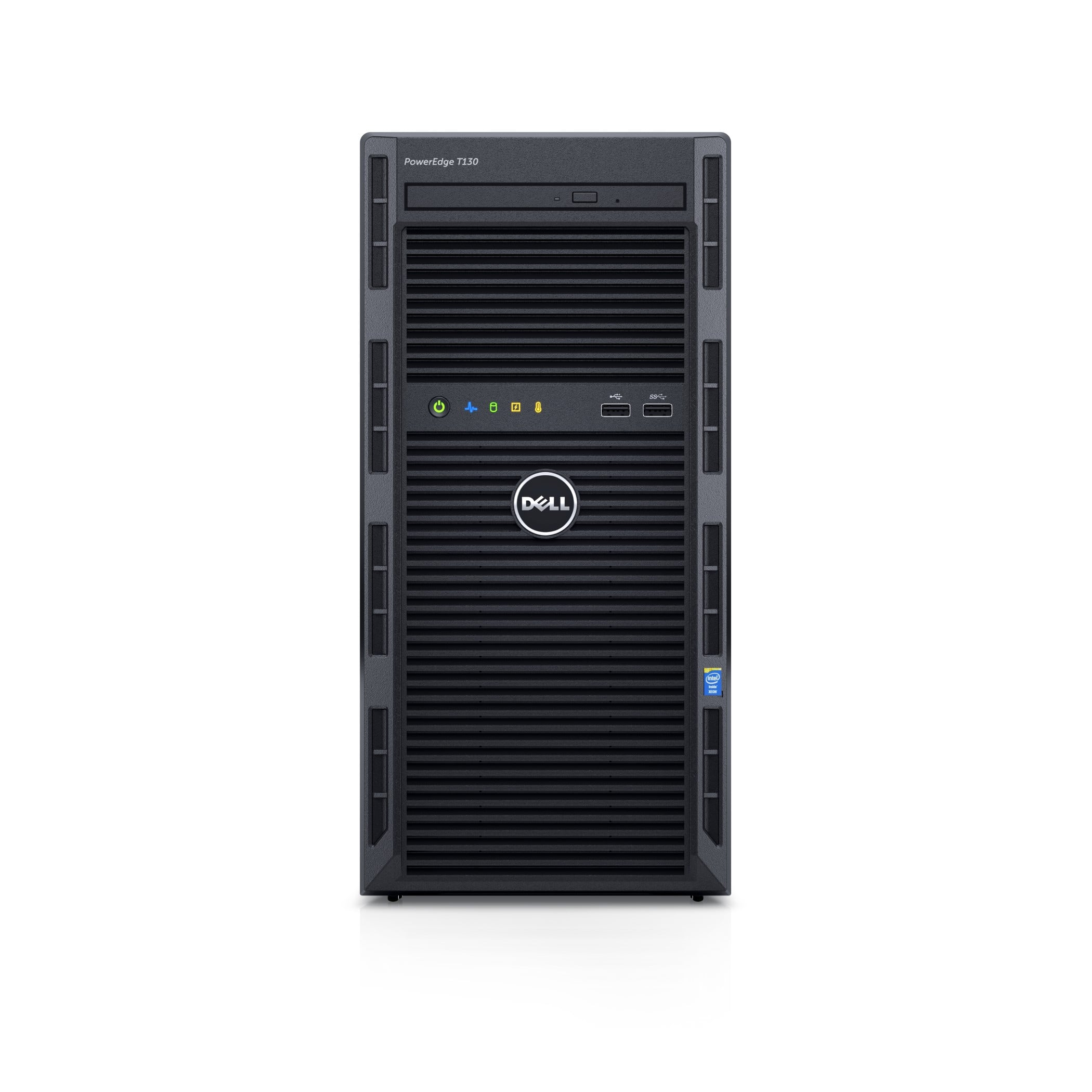Dell PowerEdge T130 - 349$+tax - Intel Quad Core Xeon E3-1225 v5 3.3GHz Processor, 4GB RAM, 500GB, DVD +/-RW Drive